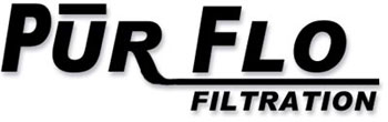 Logo - PurFlo Filtration - Pond Filter in Round Lake Beach, IL